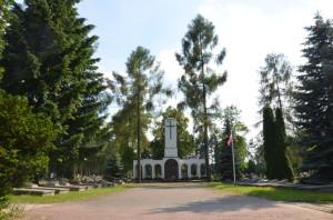 Mauzoleum naCmentarzu Komunalnym wStalowej Woli