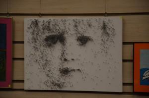 Praca wykonana zgwoździ, autorstwa Jerzego Śliwińskiego