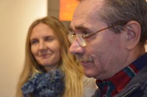 Jerzy Śliwiński - twórca pracy zgwoździ