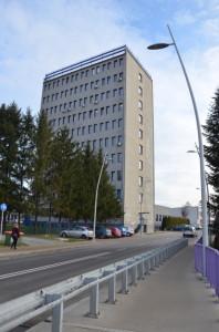 Budynek Wojewódzkiej Stacji Sanitarno - Epidemiologicznej wRzeszowie
