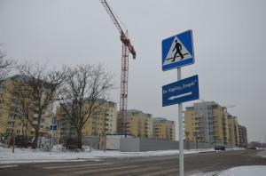 Nowe osiedle przy ulicy Architektów wRzeszowie