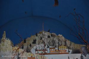 Na szczucie Szopki wieża radiowo – telewizyjna naSuchej Górze