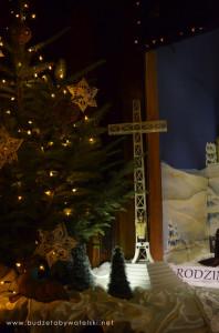 Krzyż Papieski wKrośnie