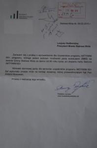 Pismo redakcji budżetobywatelski.net doprezydenta