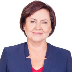Poseł Renata Butryn startująca doSejmu zlisty Platformy Obywatelskiej RP zmiejsca 4