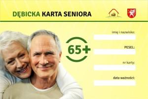 Program Dębicka Karta Seniora rusza 21 września 2015r.