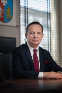 Władysław Ortyl (PiS) - Marszałek Województwa. Zdjęcie: www.podkarpackie.pl