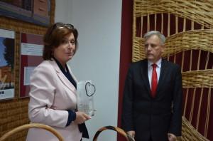 Marszałek Sejmu iBurmistrz Rudnika nadSanem