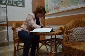 Marszałek Sejmu RP Małgorzata Kidawa - Błońska