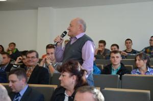 Spotkanie Marszałek Sejmu wStalowej Woli