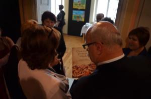 Spotkanie wWielopolu Skrzyńskim