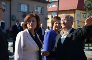 Spotkanie wWielopolu Skrzyńśkim