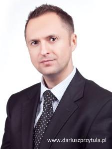 Dariusz Przytuła - niezależny kandydat doRady Miejskiej wwyborach uzupełniających