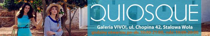 Galeria VIVO! Stalowa Wola - Sklep QUIOSQUE