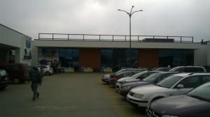 Nowy sklep naulicy Kwiatkowskiego wTarnobrzegu