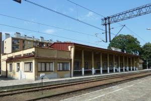 dworzec PKP pop