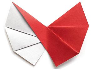 Motyl - symbol Wolnych wyborów wPolsce