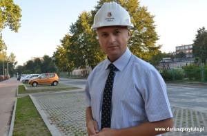 Mgr Dariusz Przytuła – wnioskodawca powstania parkingu, Radny Miejski wlatach 2006 – 2010 iwlatach 2010 – 2014 Wiceprzewodniczący Rady Miejskiej wStalowej Woli