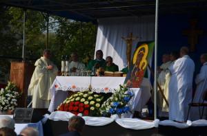 Biskup pomocniczy diecezji sandomierskiej Edward Frankowski