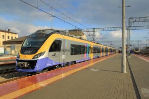 Od 1 października br.uruchomione zostanie nowe weekendowe połączenie kolejowe. Zdj. UMJ