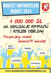 Budżet Obywatelski Miasta Dębica